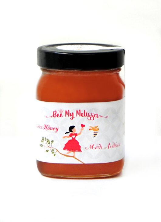 μέλι ανθέων μικρό