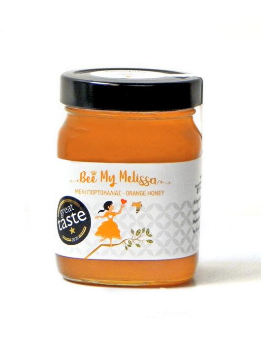 μέλι πορτοκαλιάς μικρό