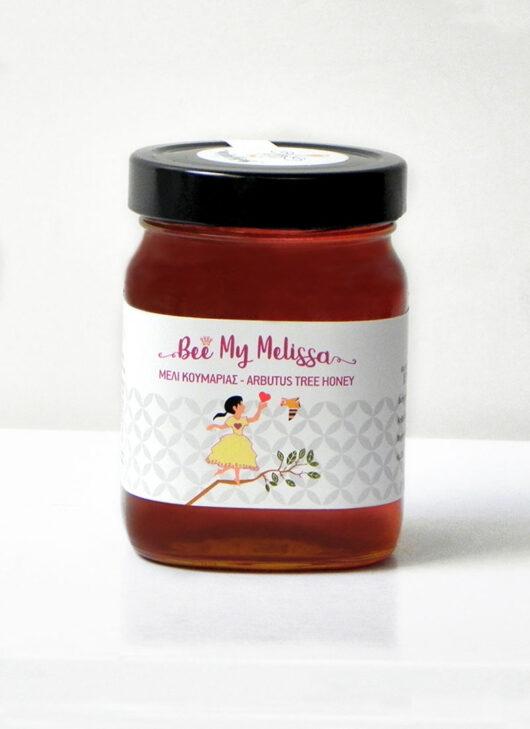 μέλι κουμαριάς μικρό